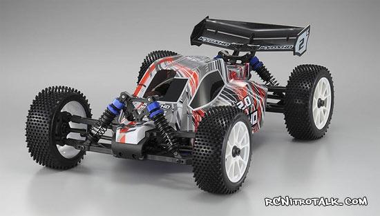 Kyosho DBX 2.0 nitro buggy