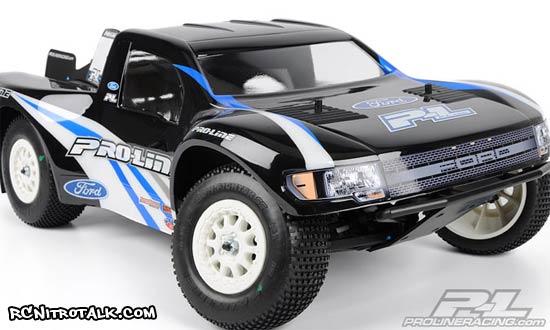 Proline Ford SVT Raptor