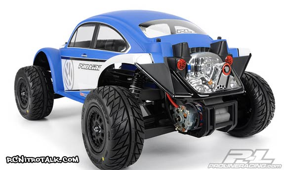 Proline VW baja bug body back
