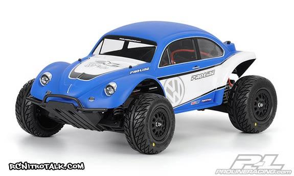 Proline Volkswagen Full Fender Baja Bug Rcnitrotalk