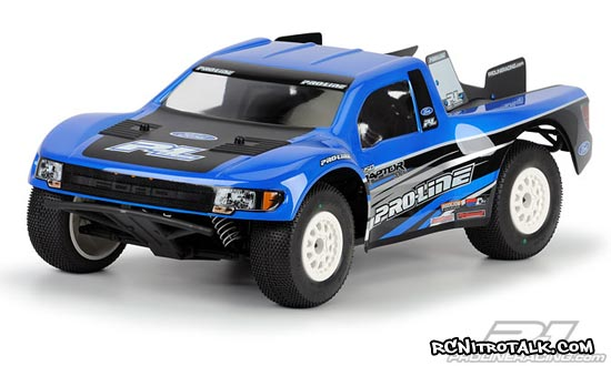 Proline Ford F-150 SVT Raptor body