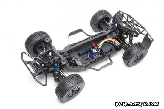 Team Associated SC10 4x4 chassis