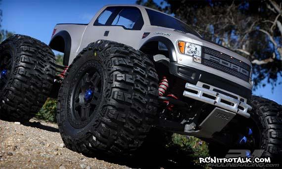 Proline Ford Raptor for Revo