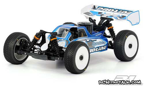"Pro-Line BullDog body for JQ Products ""THE Car"""