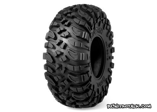 Axial Ripsaw tire