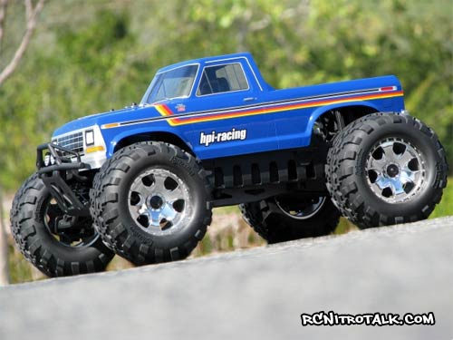 hpi savage nitro rc truck with Proline Racing 1979 Ford Body on I 101702 Bullet St Flux Rtr 24ghz Waterproof P 47502 furthermore Hpi Rtr Mini Trophy Short Course Truck 1 12 P 43134 moreover Doge Ram 1500 Body Revo T Maxx furthermore 171770173268490759 moreover Igracke Na Daljinsko Upravljanje  2070.