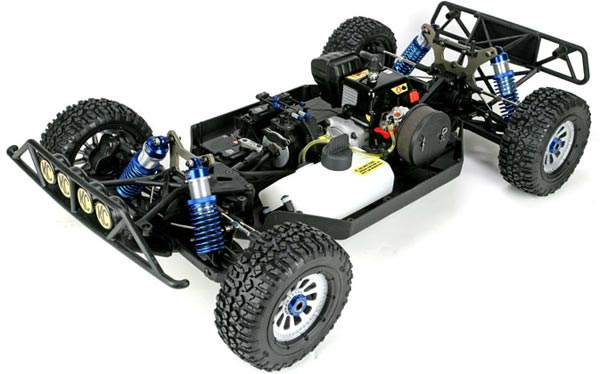 losi 5ive-t large scale 4wd truck