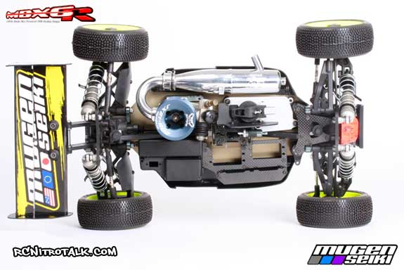 Mugen MBX-6R chassis