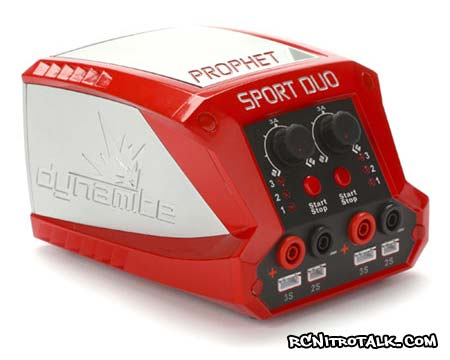 Dynamite Sport Duo LiPo charger