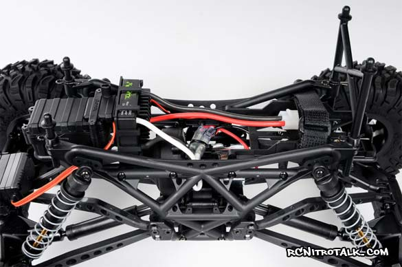 Axial Ridgecrest Chassis