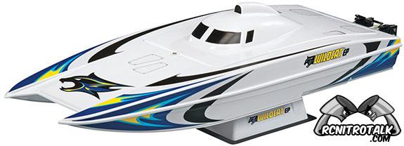 AquaCraft Wildcat EP Offshore Catamaran