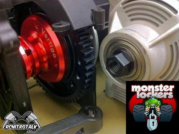 Vertigo Performance spool Losi 5ive