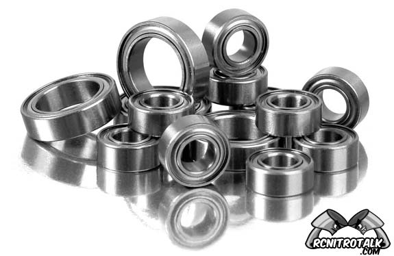 XRAY T2, T3 ball bearings