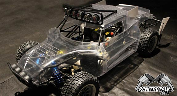 Hemistorm Losi 5ive body