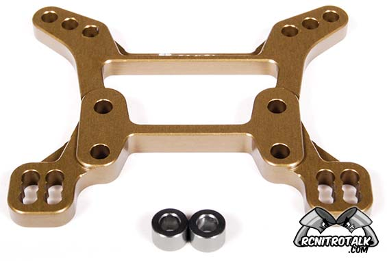 axial exo aluminum front shock tower