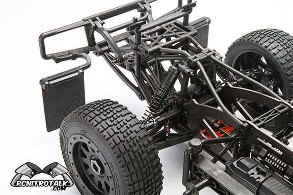 HPI Super 5SC rear end