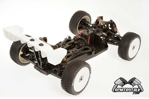 Serpent Cobra 811 Buggy  Sport side chassis