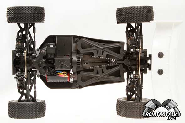 Serpent Cobra 811 Buggy  Sport top chassis