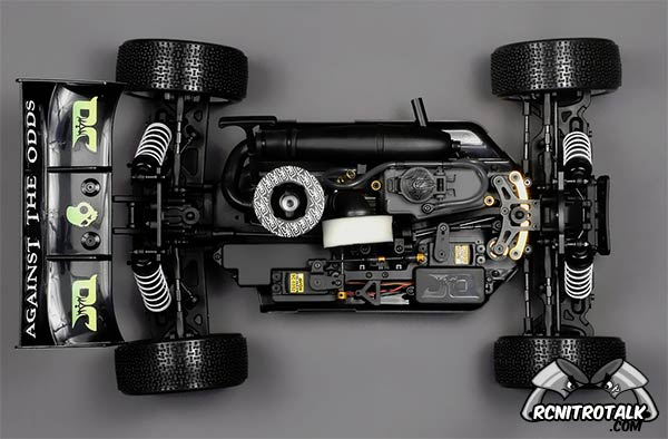 JQ Products THECar chassis