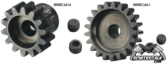 Much-More pinion gears