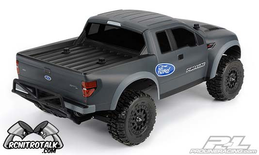 Proline Racing Ford F-150 Raptor SVT body back