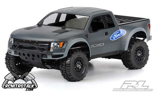 Proline Racing Ford F-150 Raptor SVT body