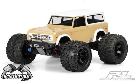 Proline 1973 Ford Bronco body