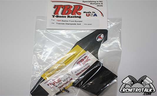 T-Bone Racing Stampede front bumper