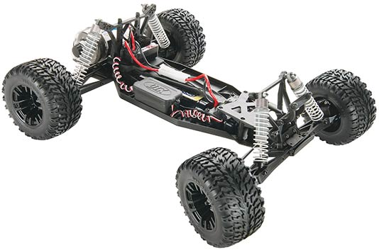 Duratrax Evader EXT2.4 chassis
