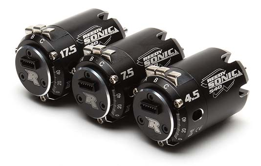 reedy sonic 540 brushless motors