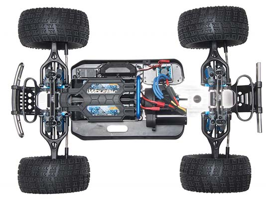 Team Assoicated Rival Monster Truck Chassis
