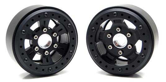 Gear Head RC hammer sixer wheels