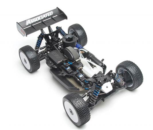 team associated rc8.2 rs chassis