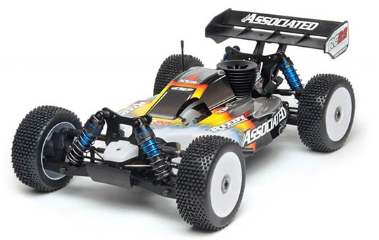Team Associated RC8.2 RS