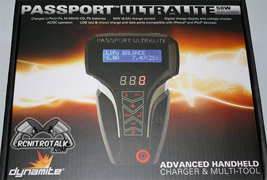 Dynamite Passport UltraLite Charger