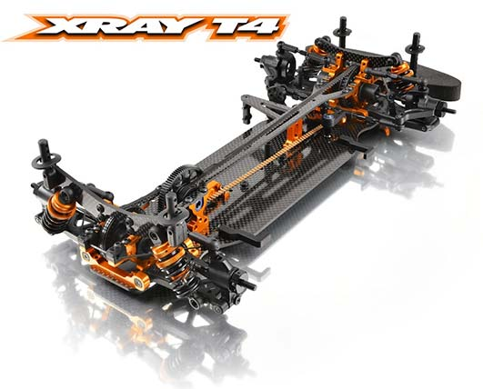 xray t4 chassis