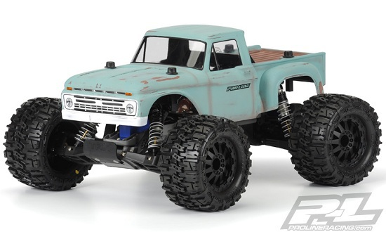 Proline 1966 Ford truck body