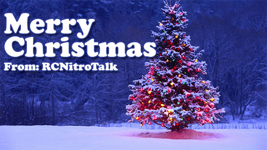 Merry Christmas, from RCNitroTalk