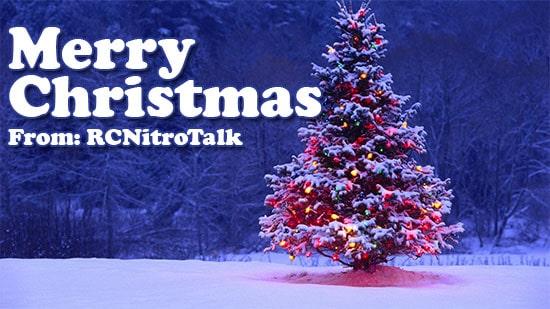 Merry Christmas, from RCNitroTalk