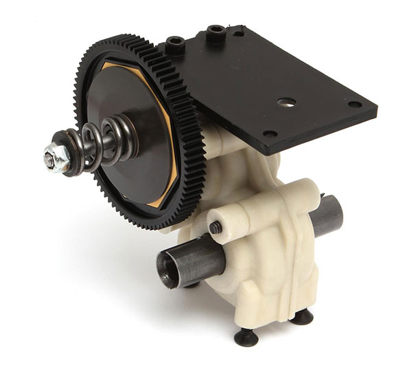 Associated RC10 Classic stealth transmission