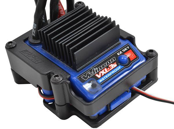 RPM ESC cage with Traxxas ESC