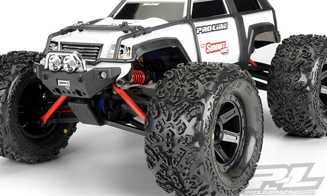 wheels for the HPI Savage XS and Traxxas Summit will certainly excel