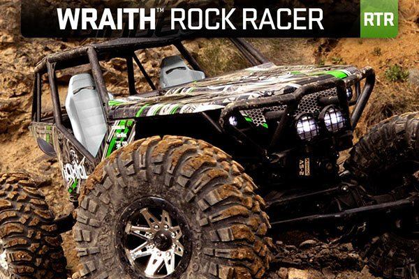 Axial Wraith Manual And Parts List