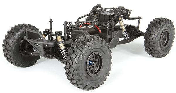 Axial Yeti chassis