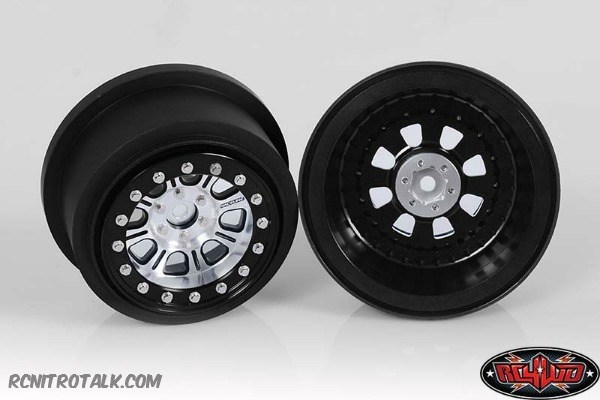 raceline monster short course beadlock wheels