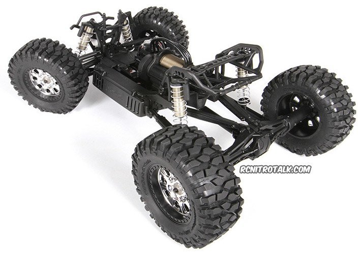 Axial Yeti XL chassis