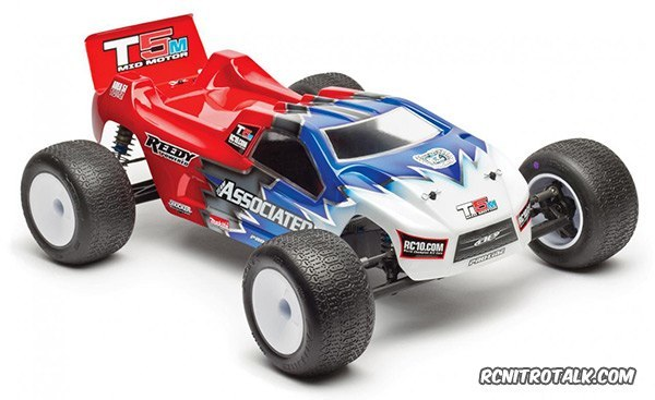 RC10T5M team kit stadium truck