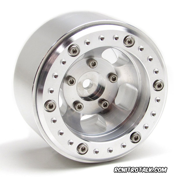 Gear Head RC Vintage Style 1.9 Beadlock Wheels