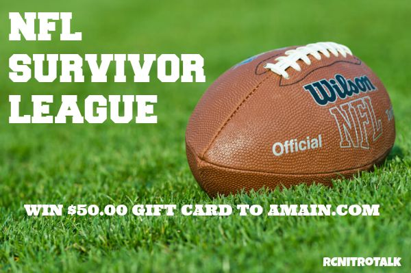 RCNT NFL Survivor League
