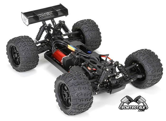 Losi TEN-MT Monster Truck Chassis